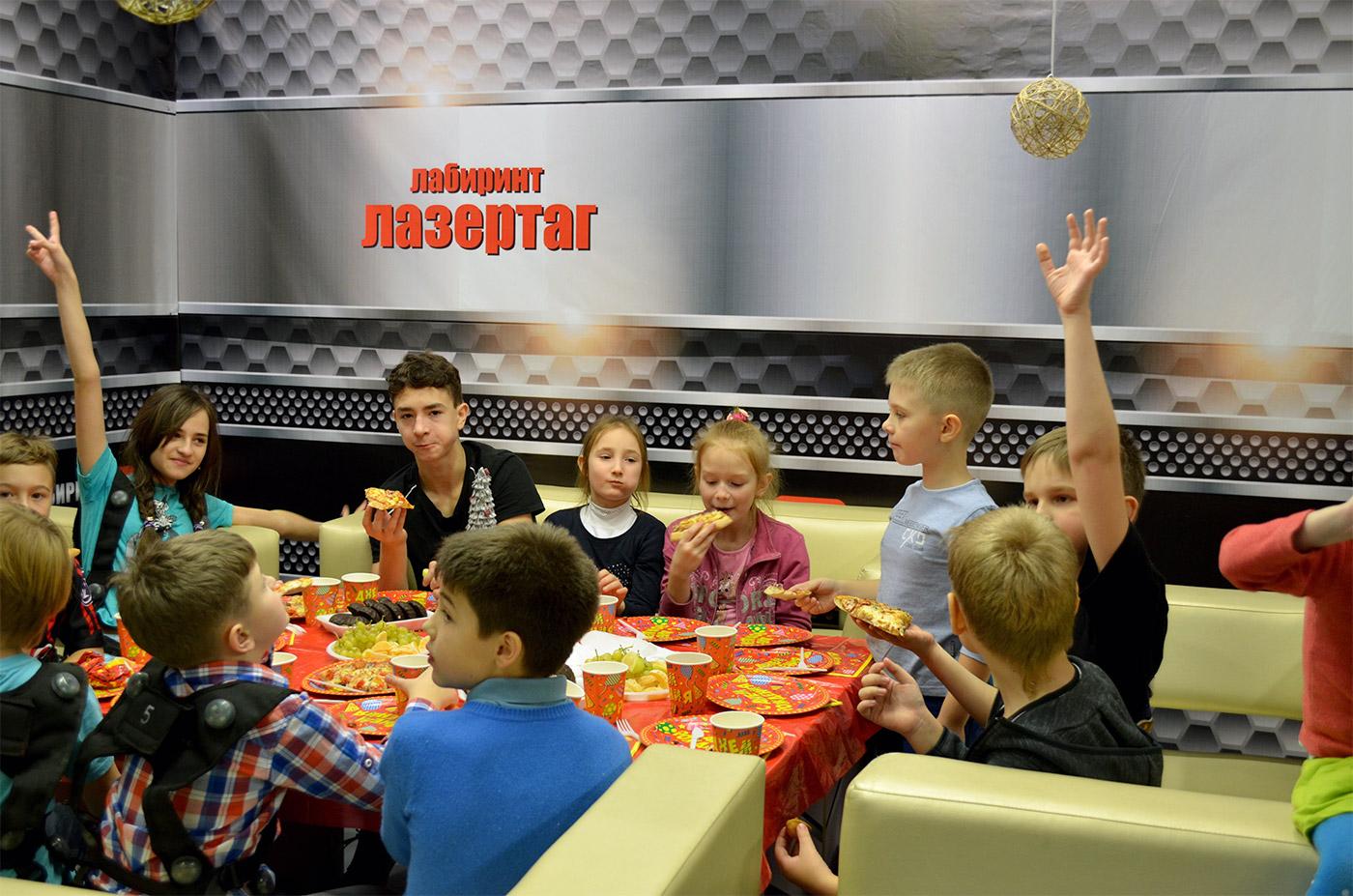 лазертаг-празднование-у-детей