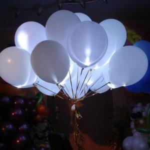 шары в подарок на день рождения